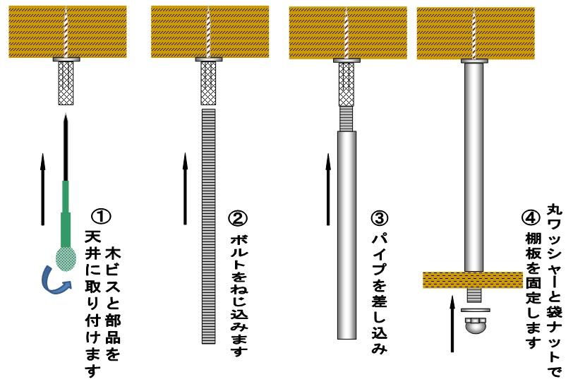 天吊り棒7